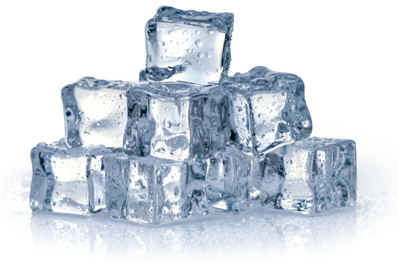 ice cubes, ice vending