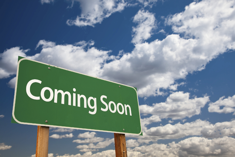 Coming soon, opening, new carwash, business