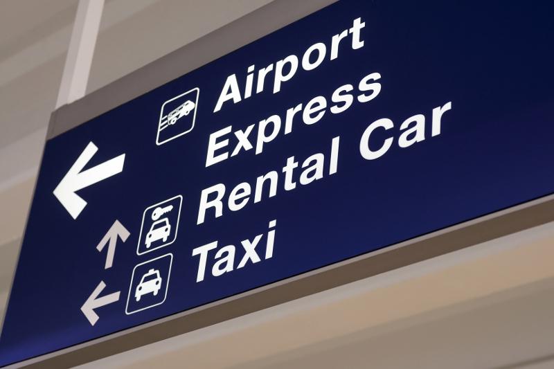Airport, car rental, car, taxi, airport wash