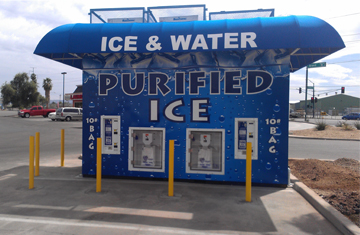 ice vending machine for sale