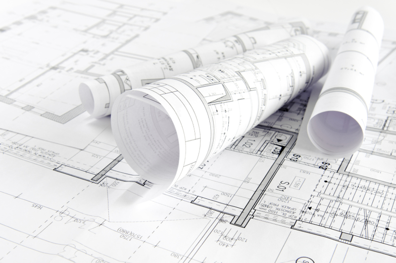 blue prints, development, construction, business plans