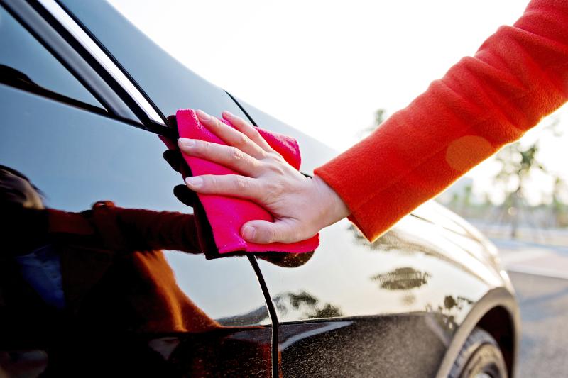 car polishing,