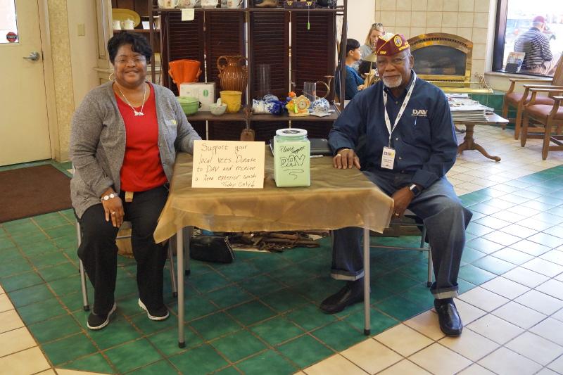 disabled veterans, Flagstop Car Wash