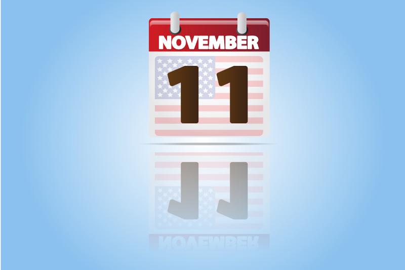 Veterans Day, Nov. 11, Grace for Vets
