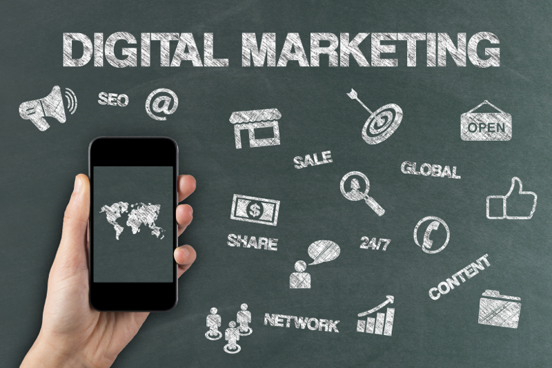 digital marketing, online marketing, Internet, Web-based solutions, marketing strategy, Internet, smartphone, mobile marketing