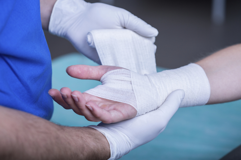 hand care, hand injury, workers compensation, injury, employee safety, employee health