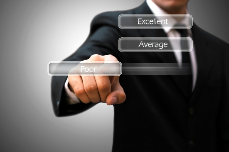 Negative customer review, customer feedback, customer rating, online review, poor rating, customer service