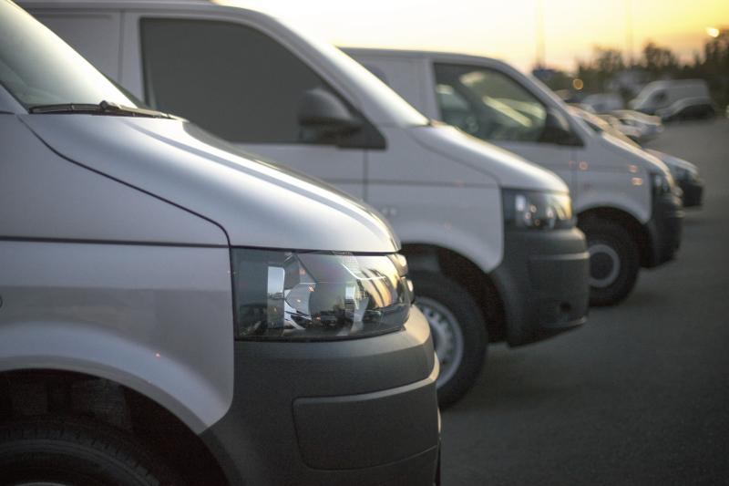 Fleet, fleet accounts, fleet services, fleet vehicles, van