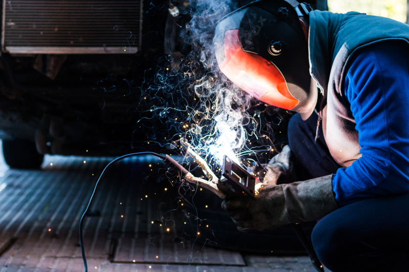 welding, equipment, mechanic, CarWash Safety 101, protective workwear