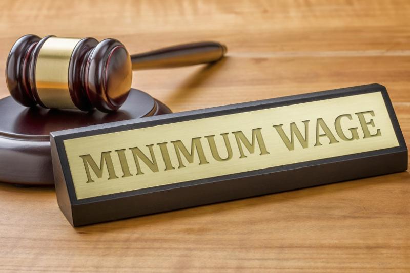 Minimum wage regulation