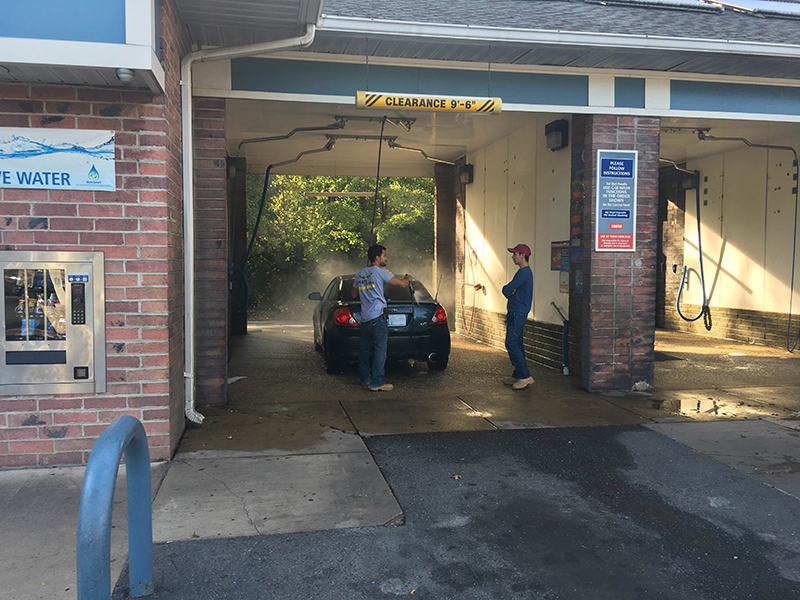 College Park Car Wash