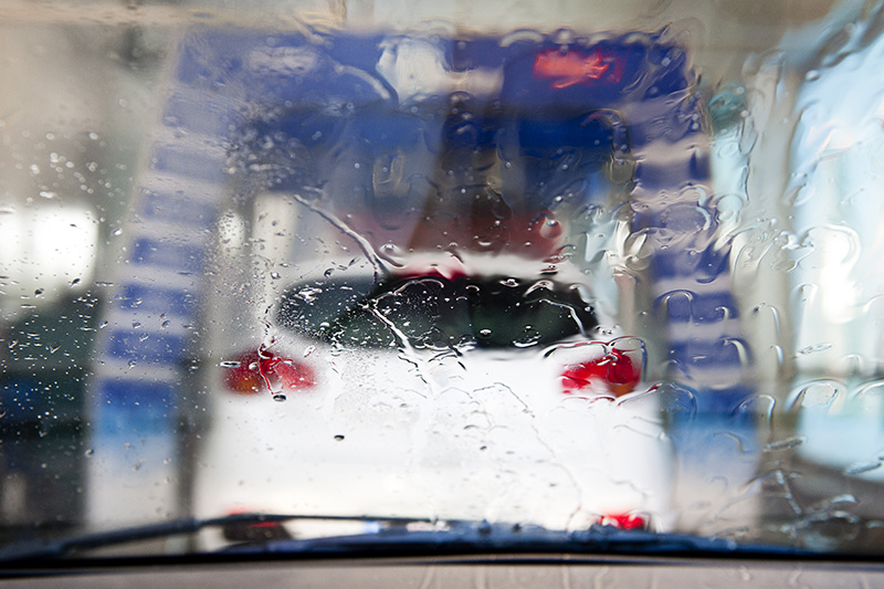 carwash, arch, arches, water, windshield, car
