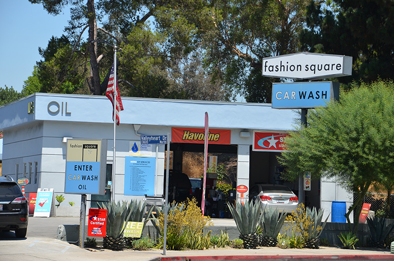 Fashion Square Car Wash