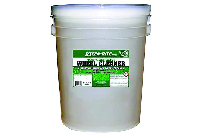 wheel cleaner, Kleen-Rite Corp.