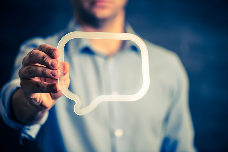 speech bubble, thought, talk, personal brand
