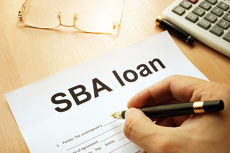 SBA loan, financing, money