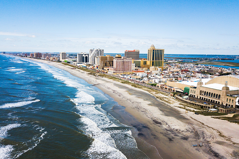 Atlantic City, beach, New Jersey