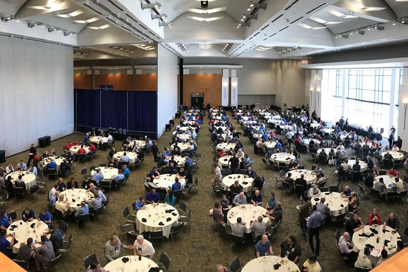 2018 SCWA Convetion EXPO