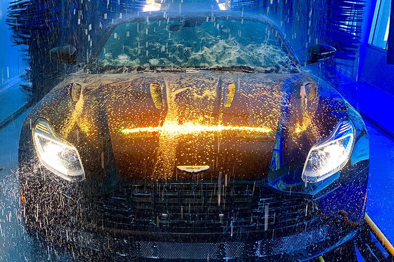 Otto's Express Car Wash