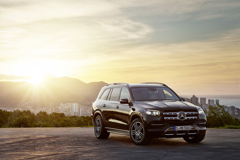 2020 Mercedes Benz GLS
