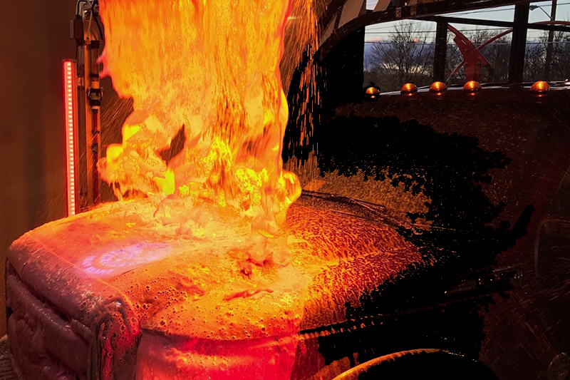 lava, hot wax, carwash chemistry