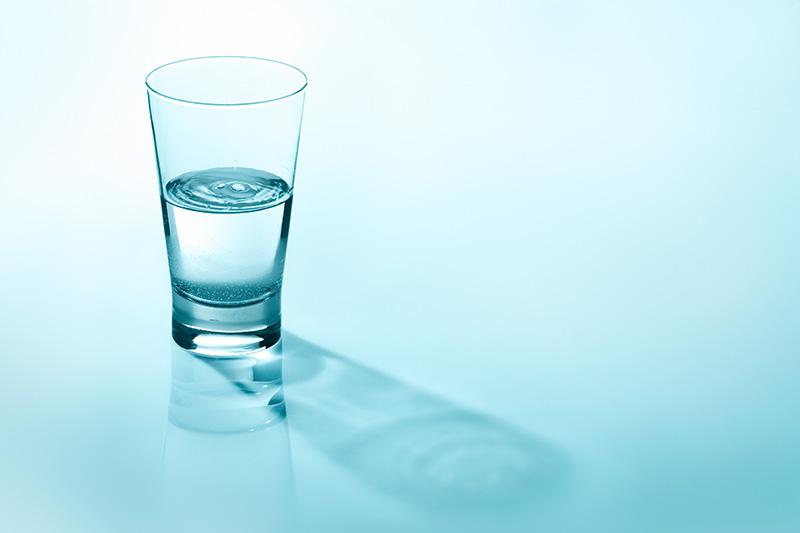 glass half empty, glass half full, pessimistic, optimistic, lender