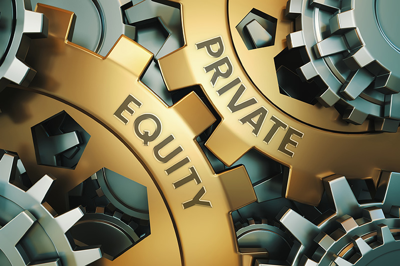 private equity, gears