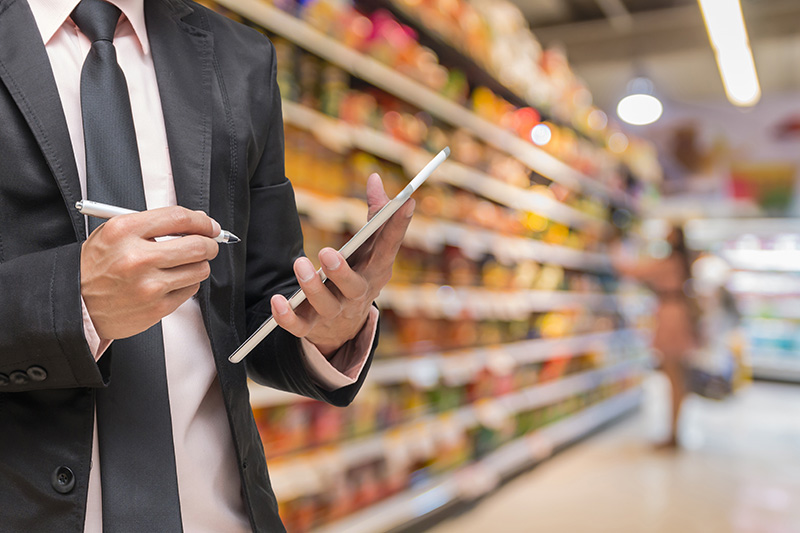 convenience store, c-store, man, aisle, food