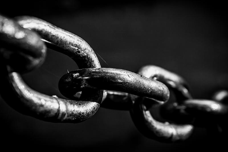 chain, crime