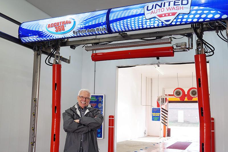 United Auto Wash