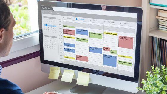 calendar, computer, software, resolution