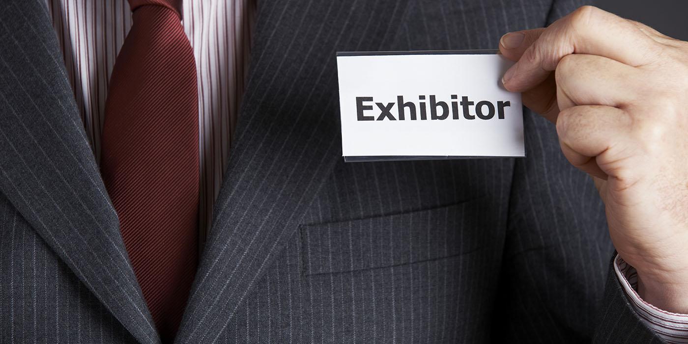 exhibitor, exhibitor list