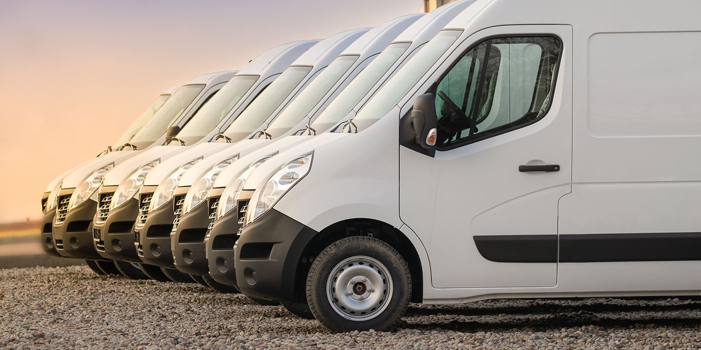 fleet accounts, trucks, delivery vans, fleets