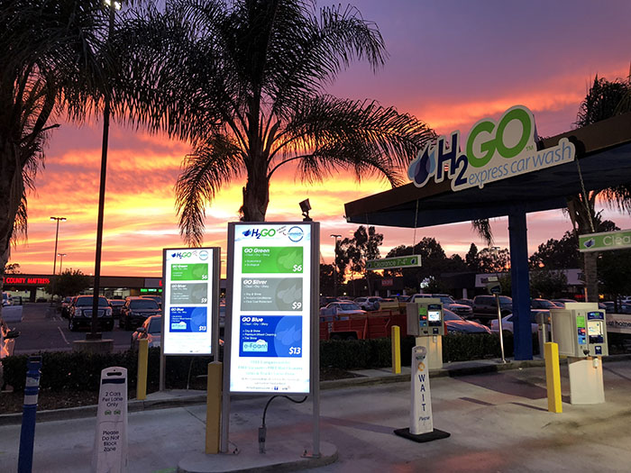 H2Go Express Car Wash