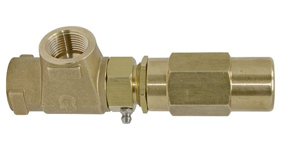 General Pump, regulative valve