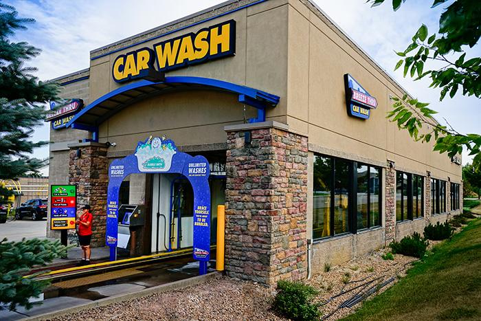 Breeze Thru Car Wash