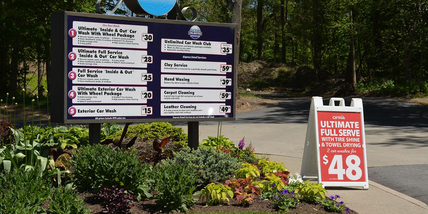 menu, menus, signage