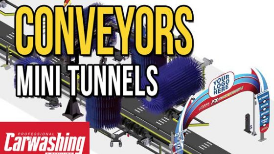 conveyors, mini tunnel