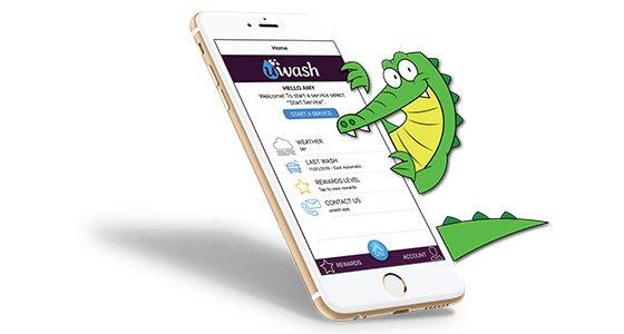 UWash Phone App