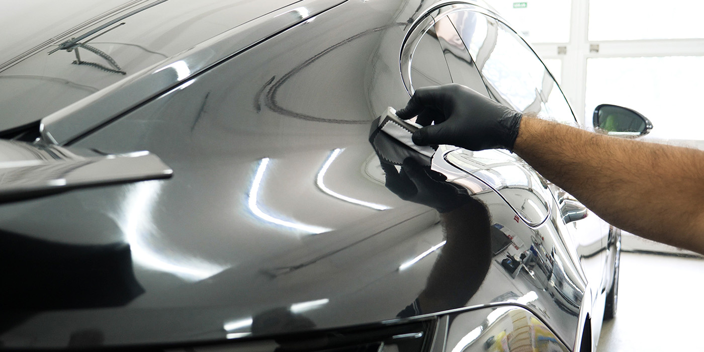 Get the Best Ceramic Paint Protection