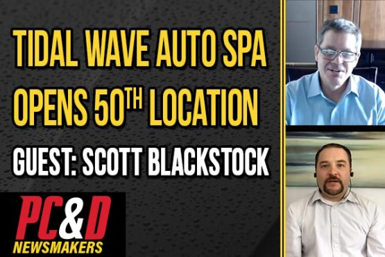 Scott Blackstock, Tidal Wave Auto Spa