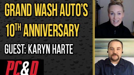 Grand Wash Auto, anniversary