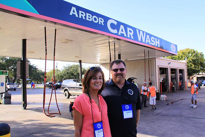 Sonia Swenson, Arbor Car Wash