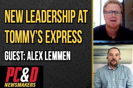 Tommy's Express, Alex Lemmen