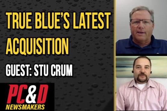 Stu Crum, True Blue Car Wash