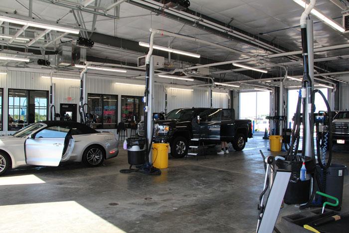 Clean Ride Auto Spa