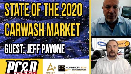 carwash market, Jeff Pavone
