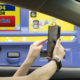 contactless payment, pay station, carwash, kiosk