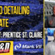 detailing, Prentice St. Claire