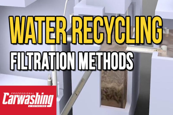 water reclaim, filtration